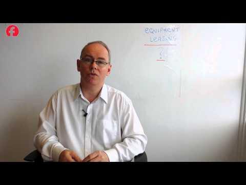 What is equipment leasing? (FundingStore.com)