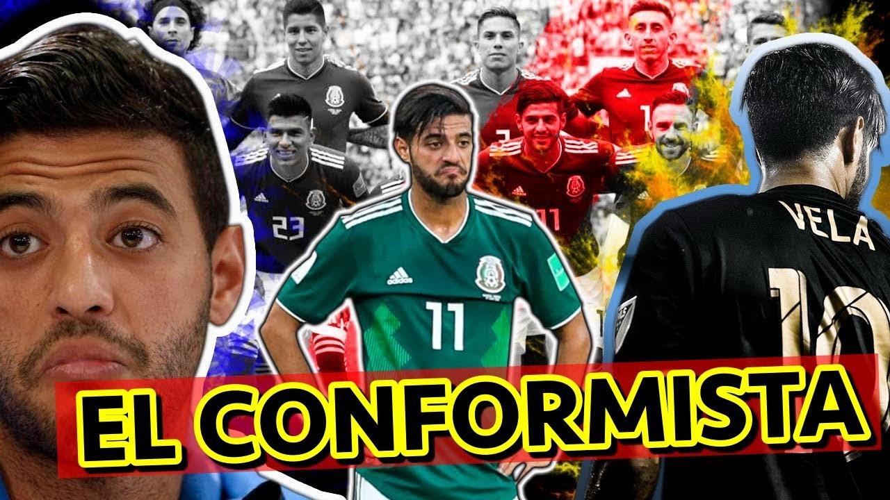 """EL """"DESPRECIO"""" De Carlos VELA Hacia México"""