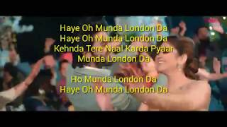 Munda London Da 💕😍//LYRICS//😘😘 deedar kaur// munda london da lyrics