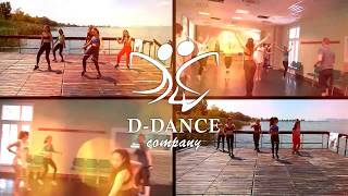 D-Dance Company Ladies Style Dance Camp 2017 Salsa