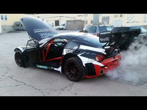2007 BMW Z4 RB26DETT Time Attack Widebody Build Project