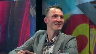 Michal Jeřábek (10. 12. 2019, Malostranská beseda) - 7 pádů HD