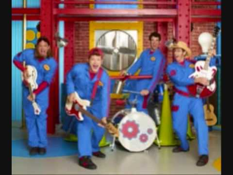 Imagination Movers- 1st Day of School