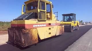 Video Comenzó a tirarse asfalto en Obra de Pavimentación Ruta 61S.- Parte 1. download MP3, 3GP, MP4, WEBM, AVI, FLV Oktober 2018