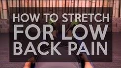 hqdefault - Lower Back Pain Left Side Webmd