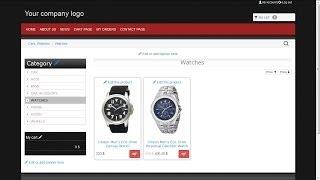 إنشاء المهنية موقع التجارة الإلكترونية(وورد) A-Z