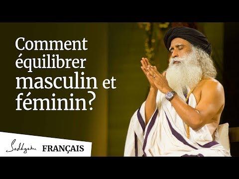 """Copie de """"Comment équilibrer masculin et féminin ?"""" par Sadhguru"""