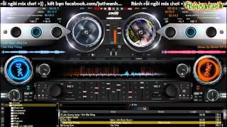 Rảnh remix chơi Chuỗi ngày vắng em, Tình thơ =)) DJ JU