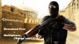 How to Download Counter Strike 1.6 for PC+Multiplayer [2020-21]