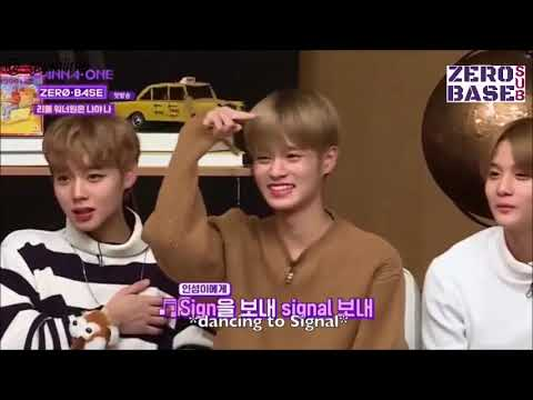 [ENGSUB] Cute Boy Dance To Twice 'Signal' Ft. Lee Daehwi | Little Wanna One Casting