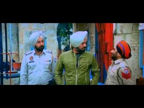 Ajj De Ranjhe (2012) Part 7 - DVDscr Rip - Punjabi Movie - Aman Dhaliwal & Gurpreet Ghuggi