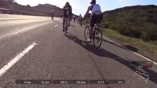 2014 Oceanside 70.3 Half IronMan Bike Course
