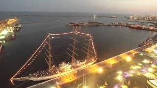 Mar del plata 1era PARTE (desde un drone) full HD