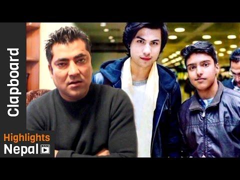 Clap Board Ep-583   Reports of Sunil Rawal's SAAYAD 2, Hari Parajuli's PARINAAM, etc   Rajan Ghimire