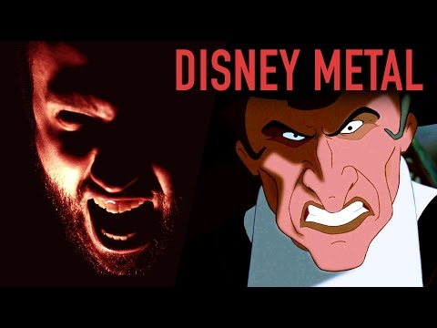 Bells of Notre Dame (Disney's Hunchback) METAL cover - Jonathan Young & Caleb Hyles