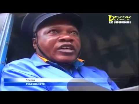 RDC: Le Train Express de Kinshasa