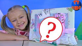 Подарок для Ярославы! Коробка с Сюрпризами - Девочки Такие Девочки! Видео для детей