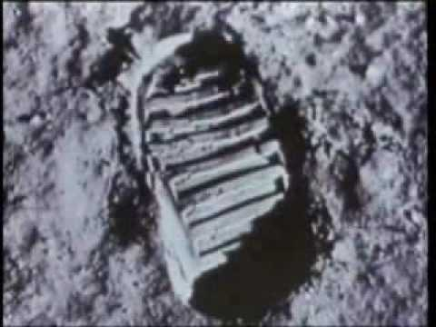 35007 - Sea of Tranquillity (unofficial video Apollo 11 Moon Landing)