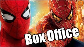 Spider-man homecoming might take down spider-man 2
