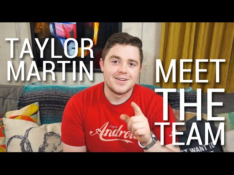 Meet the Team - Taylor Martin!