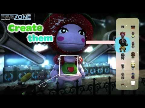 Видео-Обзор LittleBigPlanet 2 (RUS)