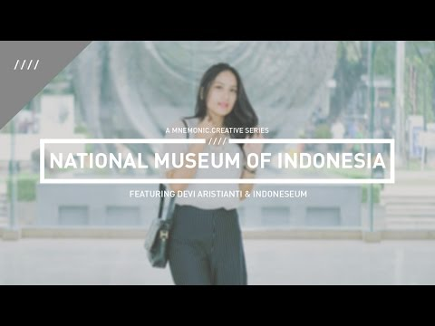 NATIONAL MUSEUM OF INDONESIA • MNEMONIC
