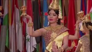 رقص أبسارا تراث ثقافي يأبى الاندثار في كمبوديا