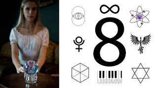 What the Number 8 Means (Sacred Geometry, Tarot, Angel Numbers, Astrology, Tree of Life, iChing)