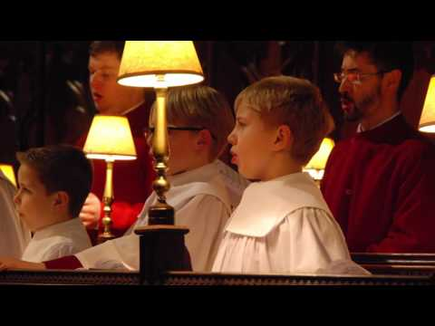 Chichester Cathedral Choristers