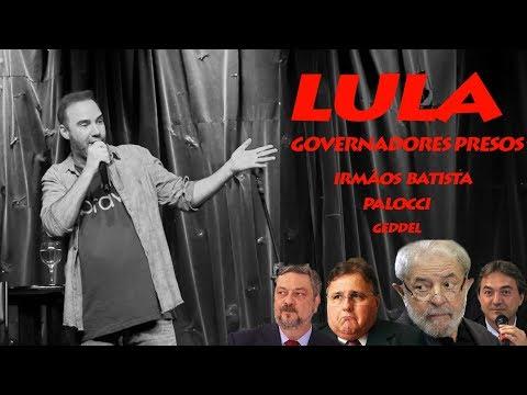 Diogo Portugal - Depoimento do Lula / Palocci / Geddel preso