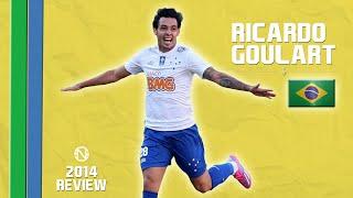 RICARDO GOULART | Goals, Skills, Assists | Cruzeiro | 2014 (HD)