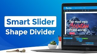 Smart Slider 3 PRO - New Feature: Animated Shape Dividers Video