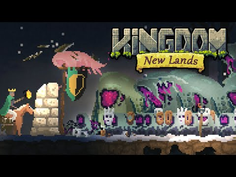 NIGHT 100!!! NEVER ENDING ATTACK!!! BREAKING THE GAME!!!! - Kingdom New Lands | FINALE HD