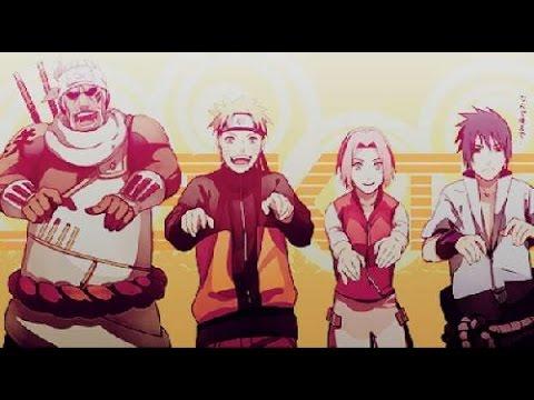 Naruto Energy Rap  (Drake Energy Parody)