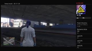 Grand Theft Auto V / (En Mode Pirate) /  Ps4  /  Fr