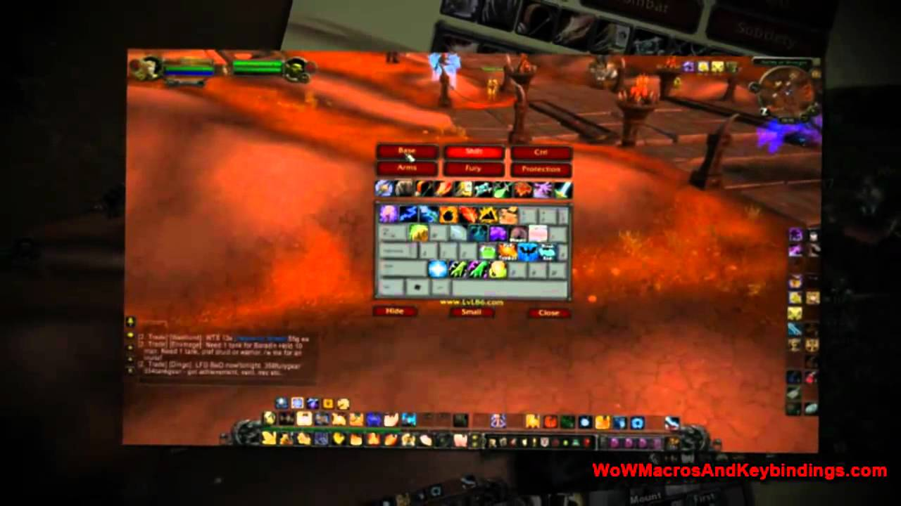 Wow keybind guide use this guide to get the best keybind for Cuisinier wow guide