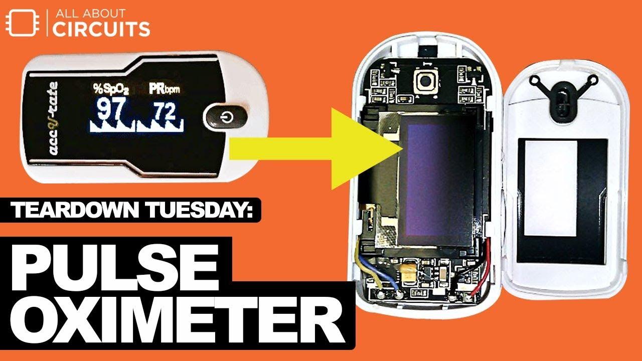 Teardown Tuesday: Pulse Oximeter