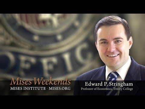 Edward Stringham on Radically Rethinking Police