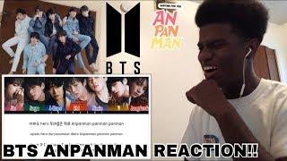 Video BTS - ANPANMAN Lyrics Reaction download MP3, 3GP, MP4, WEBM, AVI, FLV Agustus 2018