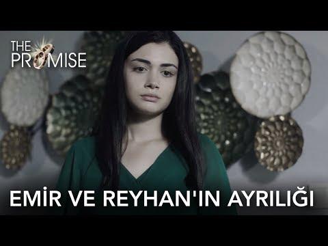 Reyhan ve Emir'in ayrılığı | Yemin 71. Bölüm (English and Spanish)