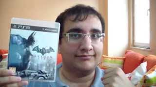 PS3 Koleksiyon - BATMAN ARKHAM CITY