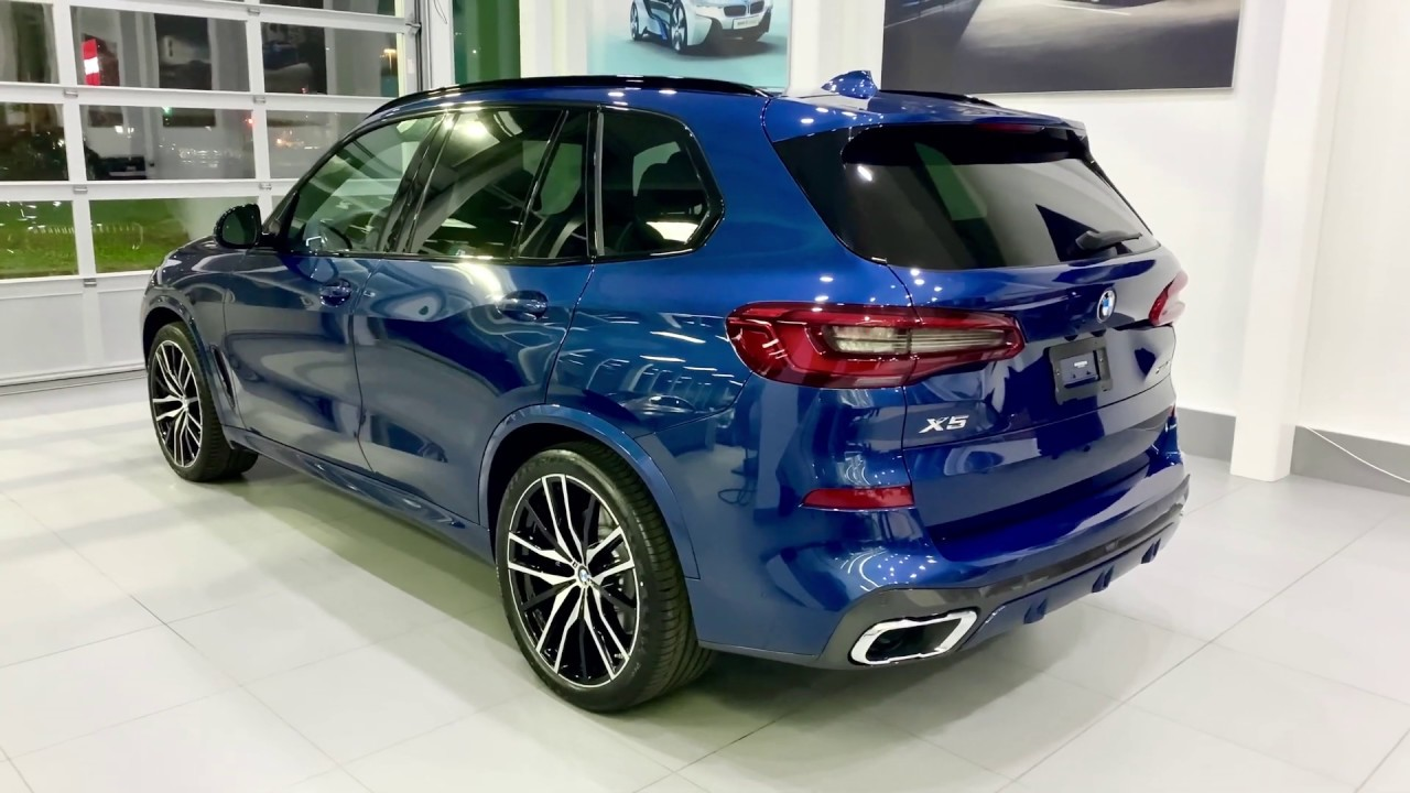 2020 Bmw X5 M Sport Picking Up My New Car Youtube