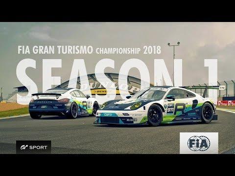 Gran Turismo Sport: FIA Season 1 Day 4 - June 30th, 2018 thumbnail