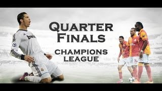 THE MATCH: Real Madrid-Galatasaray in the Champions League quarter-finals