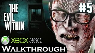 The Evil Within Walkthrough XBOX 360 / PS3 (Chapter 5: Inner Recesses)