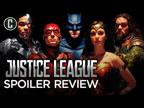 Justice League - Movie Review (Spoilers): What Things Did It Do Right?
