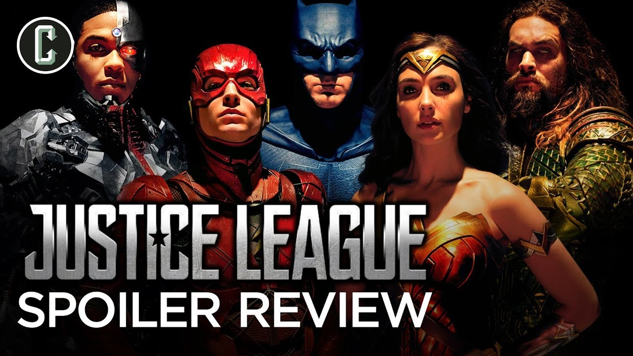Justice League – Movie Review (Spoilers): What Things Did It Do Right?