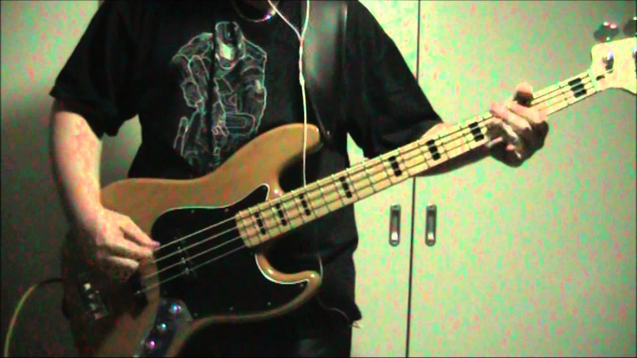 Muse  Map of the Problematique bass cover  YouTube