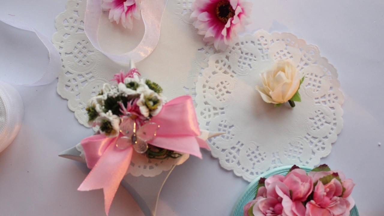 D.I.Y.Wedding Favors ideas - YouTube