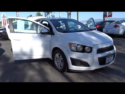 2014 Chevrolet Sonic San Bernardino Fontana Riverside